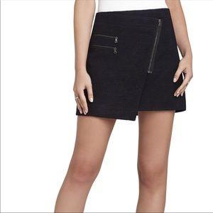 BCBG Max Azria Lizzy Tweed Skirt XS